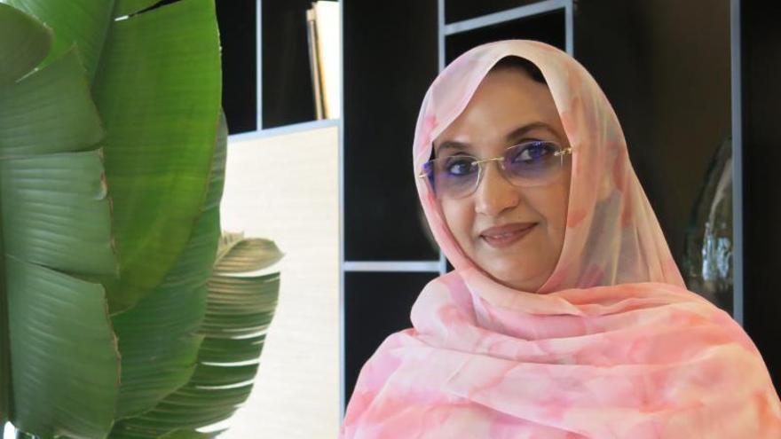 """Aminetu Haidar: """"Los jóvenes saharauis han perdido su confianza en la ONU"""""""