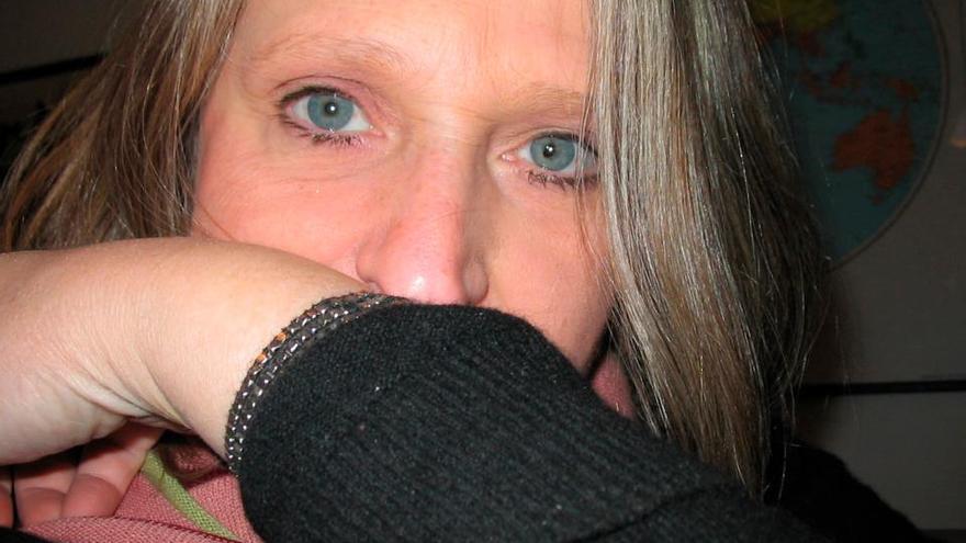La escritora argentina afincada en España, Diana Raznovich