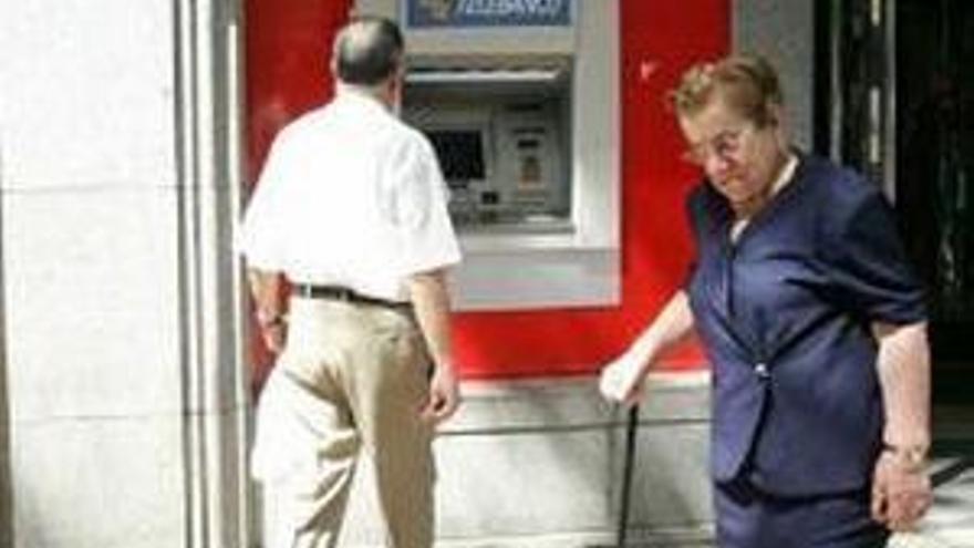 Un 60% de jubilados percibe menos de 700 euros