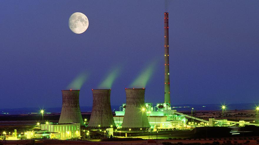 Esta es la situación de las 15 centrales de carbón en España