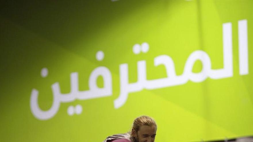 'Pallasos en rebeldía' despliega acrobacias y denuncias en Palestina
