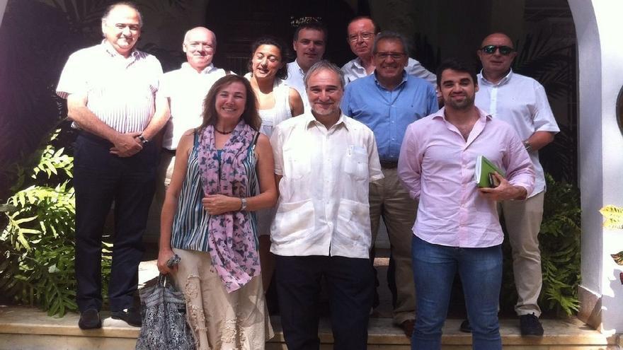 SODERCAN y Asociación de Empresarios Españoles en Cuba ayudarán a empresas cántabras a posicionarse en el país