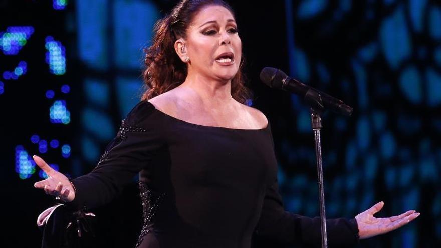 """Isabel Pantoja, Edurne y Carlos Jean serán el jurado de """"Idol Kids"""""""