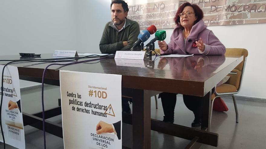 La APDHA denuncia un retroceso en los derechos humanos en Andalucía con la entrada del nuevo Gobierno