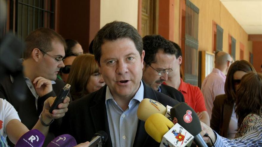 """García-Page dice que a algunas primarias se presentaré, """"veremos a cuáles"""""""