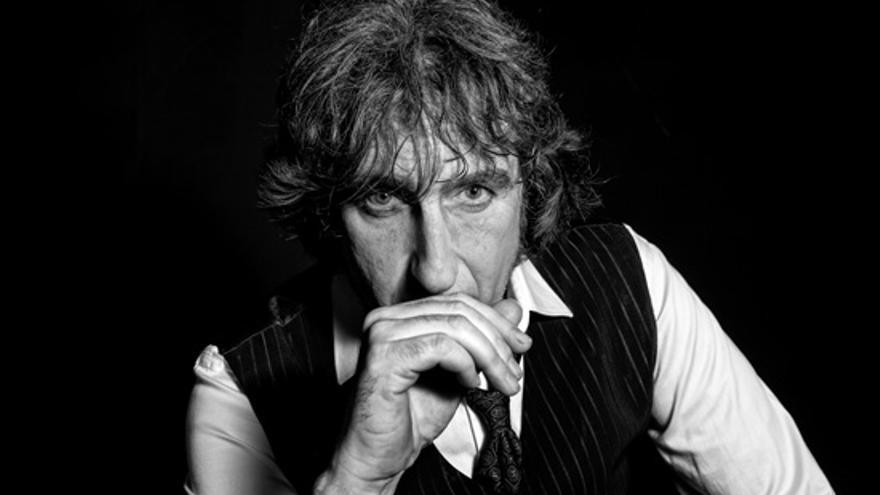 El músico sevillano Andrés Herrera, conocido como 'Pájaro'.