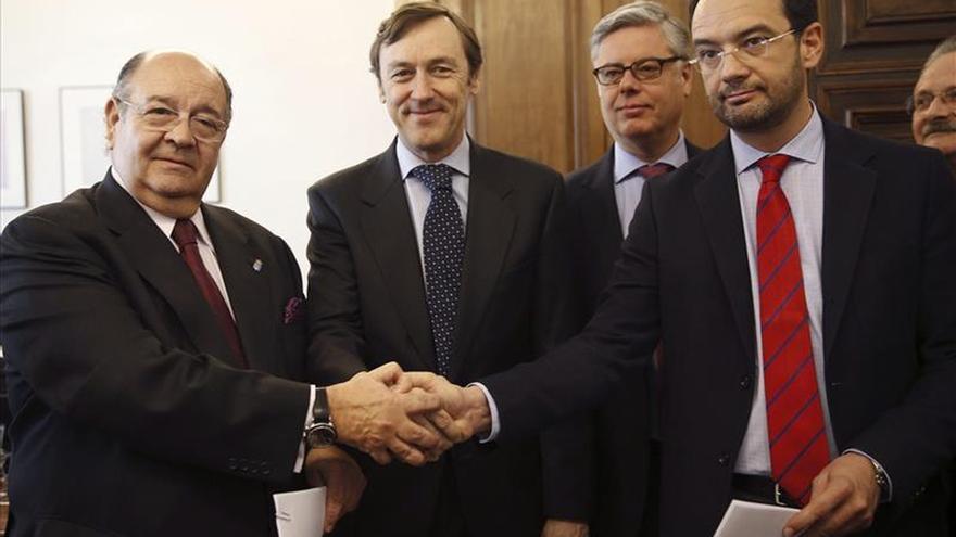 PP y PSOE registran en el Congreso las medidas contra el terrorismo yihadista