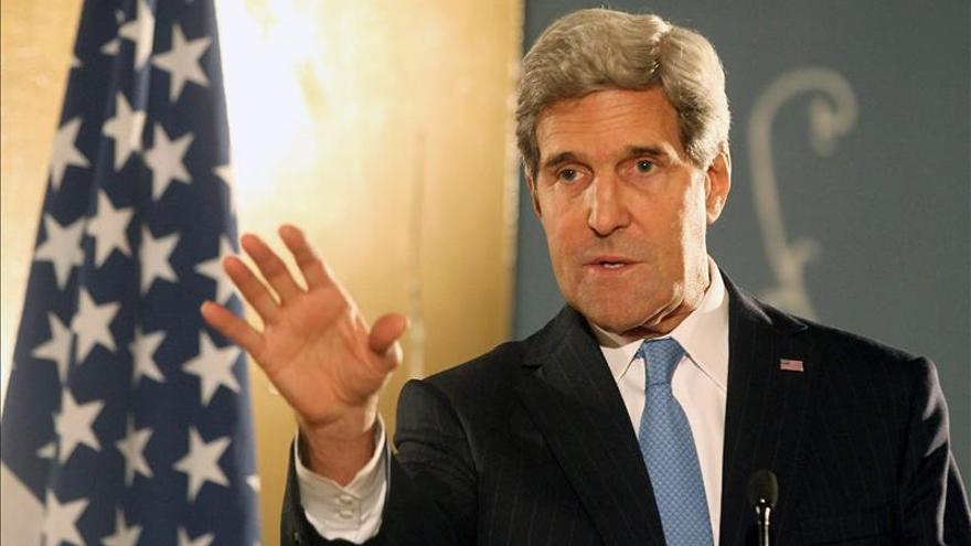 """Kerry afirma que las relaciones entre EEUU y Arabia Saudí son """"estratégicas"""""""