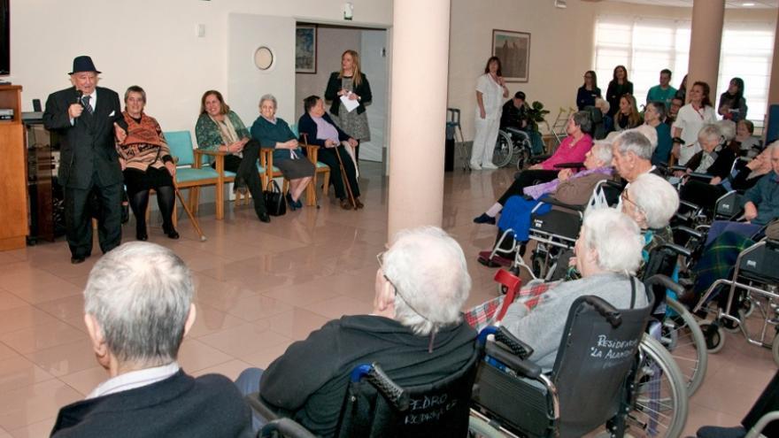 Residencia ancianos