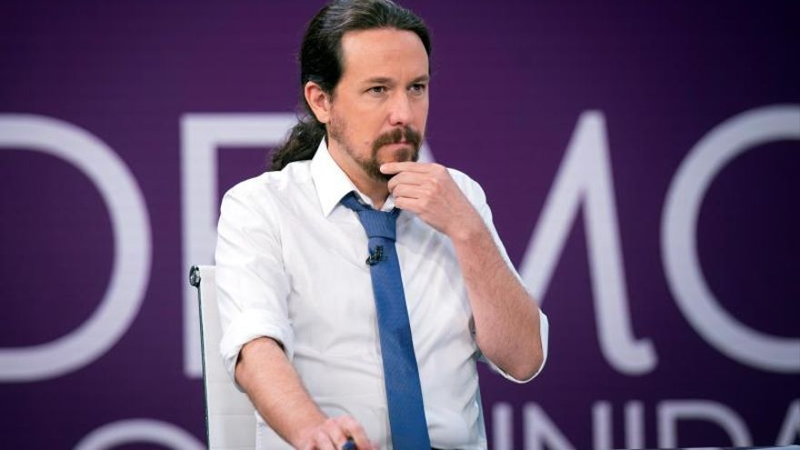 El silencio como estrategia en Unidas Podemos