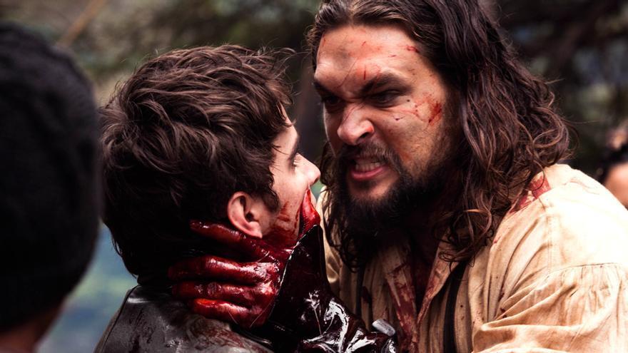 Netflix renueva por una tercera temporada Frontier, la serie de Jason Momoa