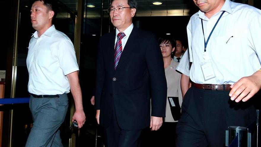 China cambia a su negociador para Corea en el momento más álgido de la crisis