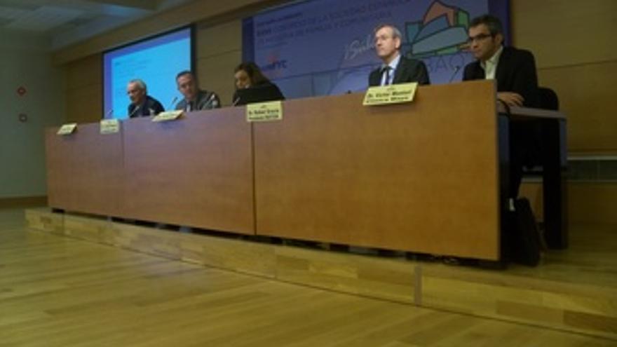 Presentación Del Congreso Médico En Bilbao