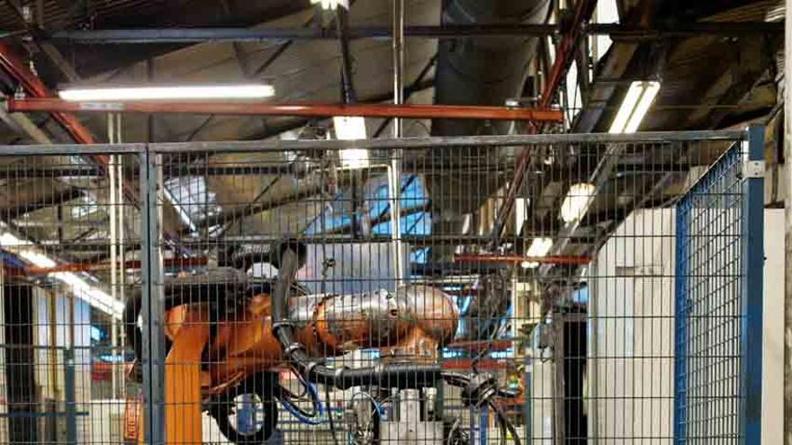 Imagn de una de las instalaciones de DEUTZ SPAIN / http://www.deutzspain.com/