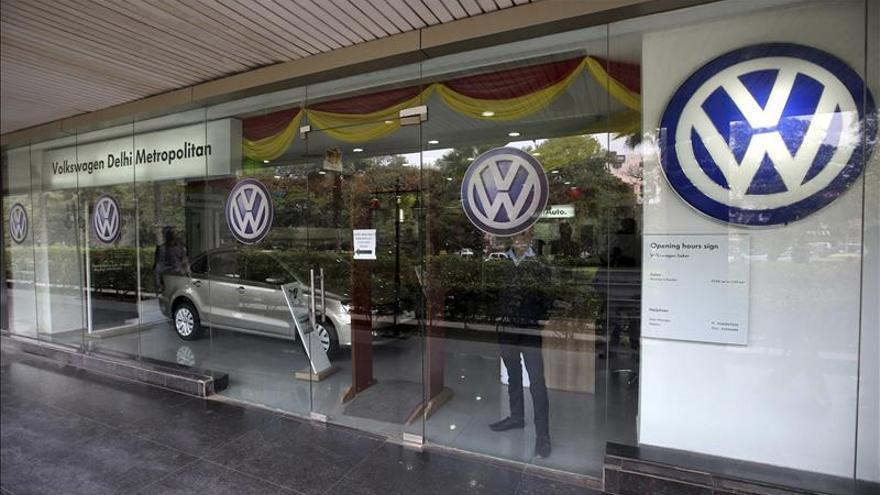 Volkswagen vende en noviembre 833.700 vehículos, un 2,2 % menos