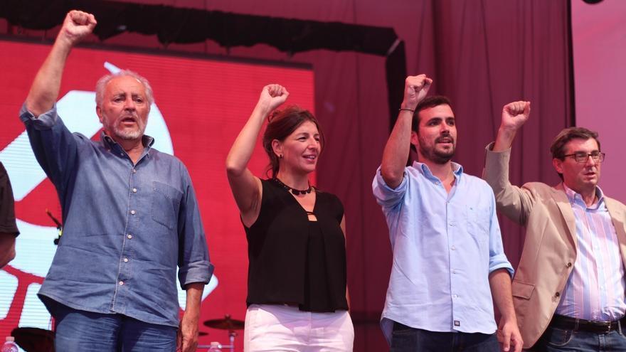 """El Partido Comunista acusa al PP de hacer """"apología del terrorismo"""" por defender a la oposición venezolana"""
