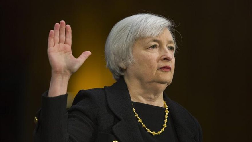 El Comité Bancario del Senado aprueba la nominación de Yellen para dirigir la Fed