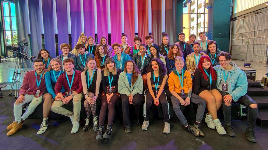 Los 30 aspirantes a entrar en 'OT 2020'