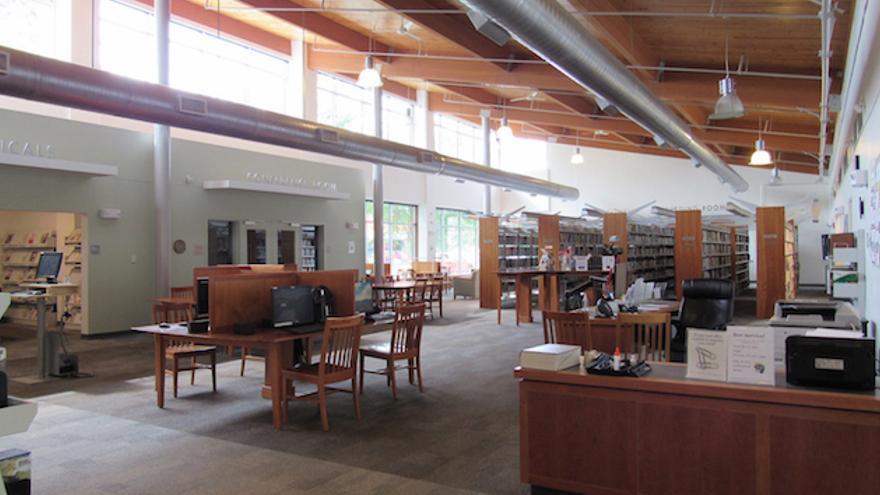 La biblioteca Kilton, en Lebanon, New Hampshire, se unió a la red Tor en julio de 2015
