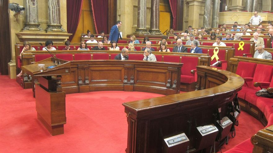 Cs pedirá en el Parlament retirar la campaña para hablar catalán con quien no lo parezcan