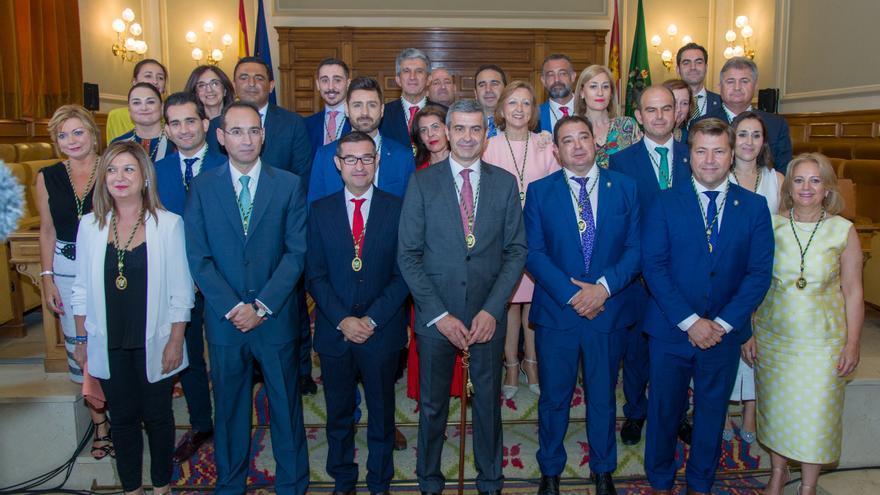 Nueva Corporación de la Diputación de Toledo / Antonio Seguido