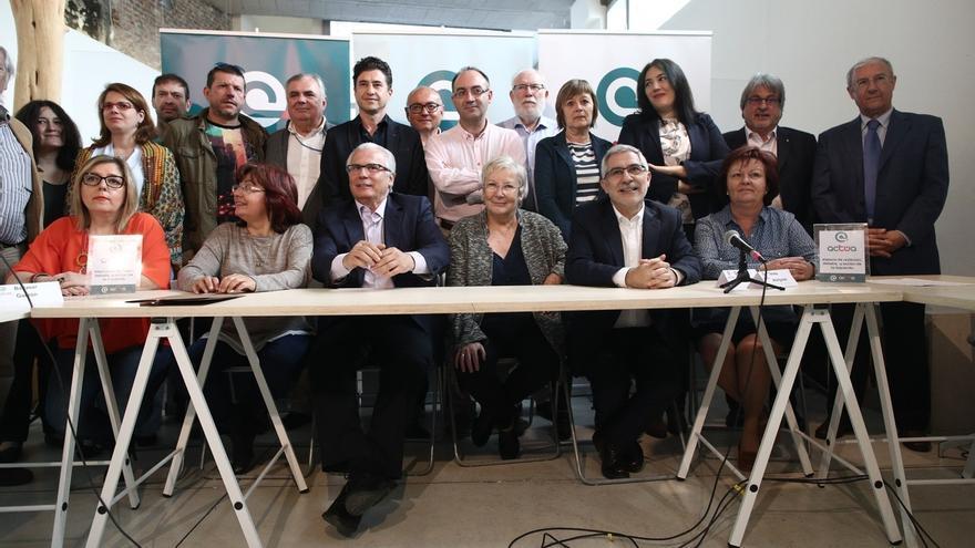 El partido de Llamazares y Baltasar Garzón discrepa de IU y Podemos y no ve el referéndum ni como movilización