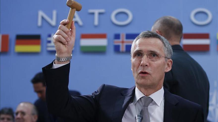 La OTAN está preparada para procurar asistencia a Libia si lo solicita