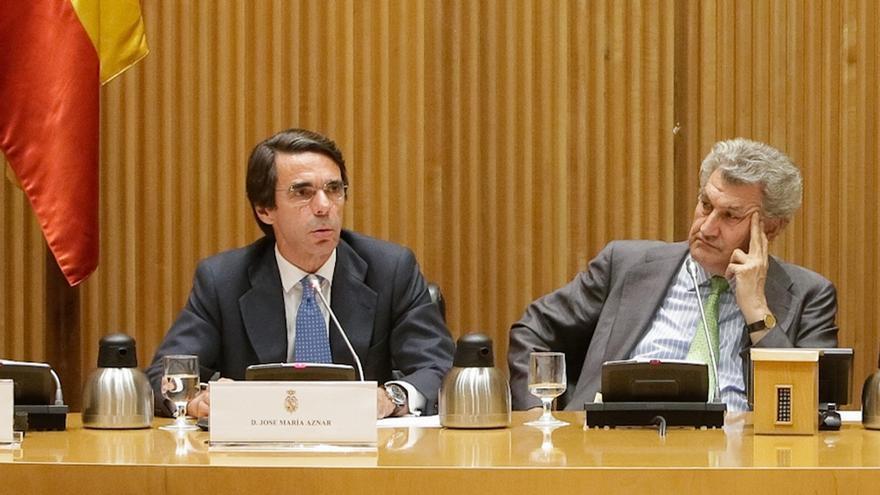 Posada elogia la reacción de Blair ante el informe sobre Irak, pero no opina sobre si Aznar debe imitarle