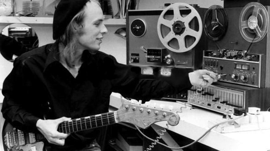El músico británico Brian Eno
