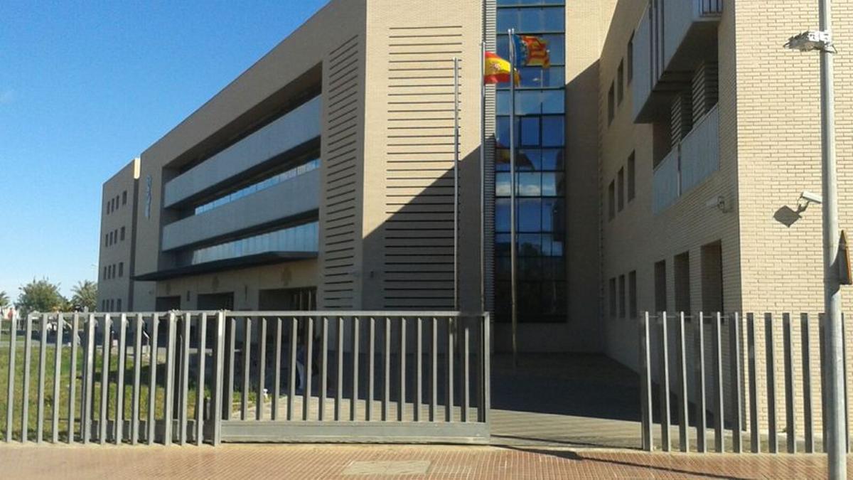 Sede de la Audiencia Provincial de Castellón.