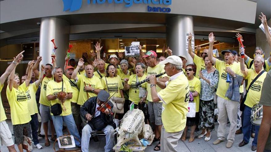 El venezolano Banesco gana la puja por Novagalicia, según fuentes financieras