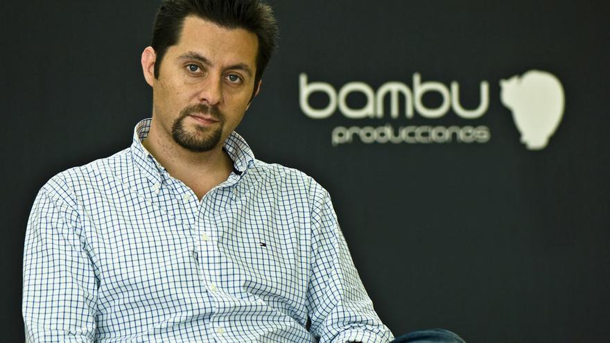Ramón Campos, productor ejecutivo de Bambú