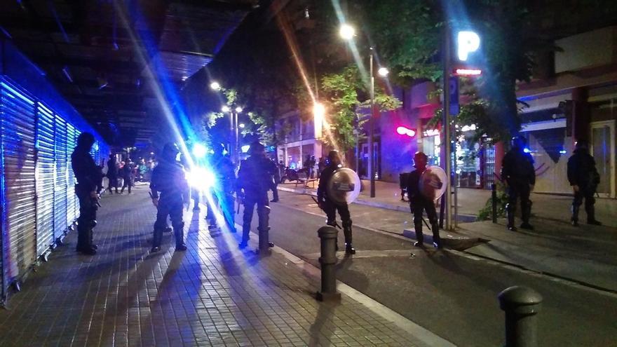 """Los okupas de Gracia cargan contra la prensa: """"no somos angelitos, pero tampoco demonios"""""""