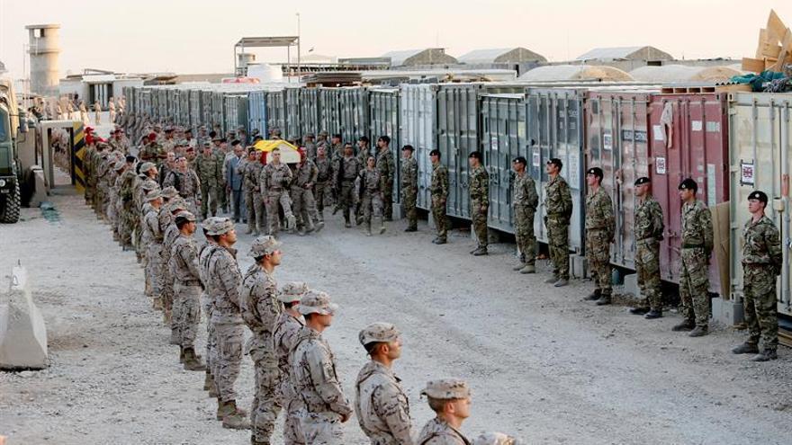 La base española en Irak aumenta su seguridad y triplica su superficie