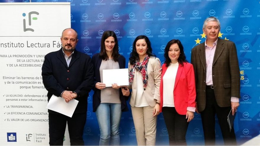 Un proyecto extremeño de Lectura Fácil, entre los siete mejores de España