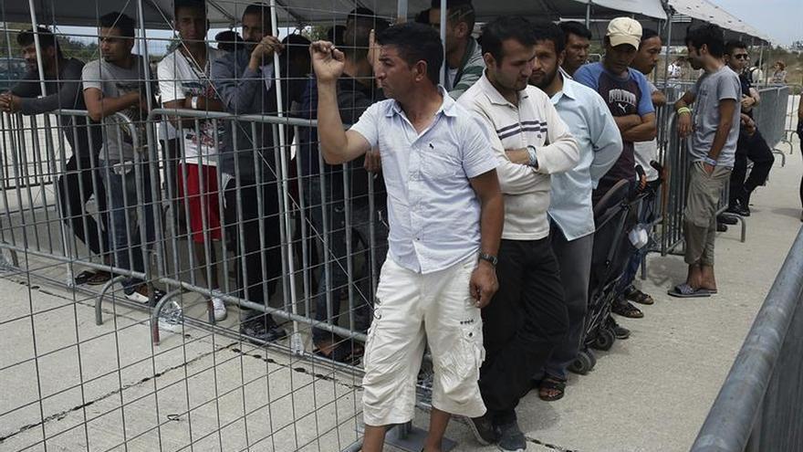 La incertidumbre empeora las condiciones de salud de los refugiados en Grecia