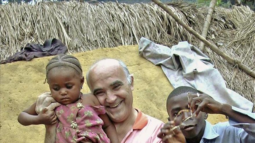 El avión que repatriará al misionero prevé llegar a Freetown sobre las 16.00