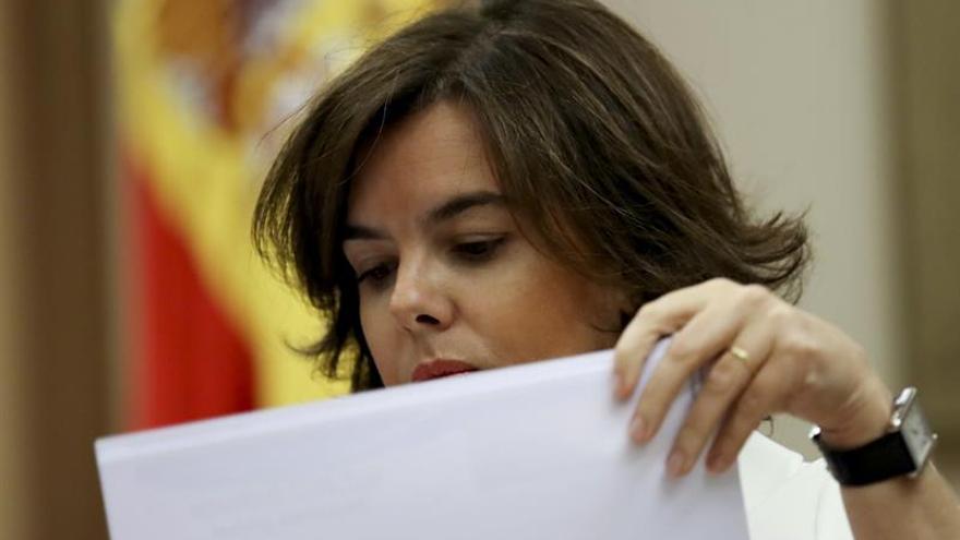 """El Gobierno señala que el paro de agosto es """"muy coyuntural"""" y España crece"""