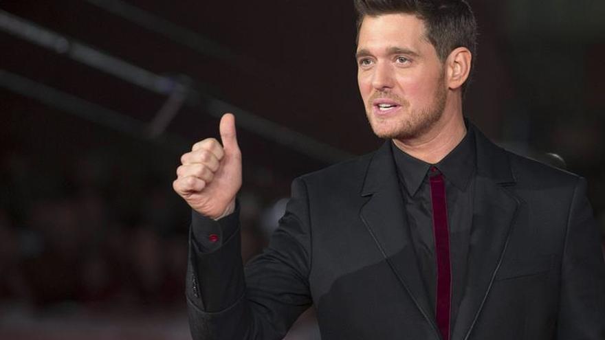 Michael Bublé anuncia que vuelve a los escenarios tras el cáncer de su hijo