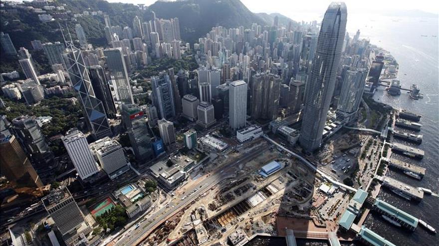 La Bolsa de Hong Kong abre con un subida del 0,29 por ciento