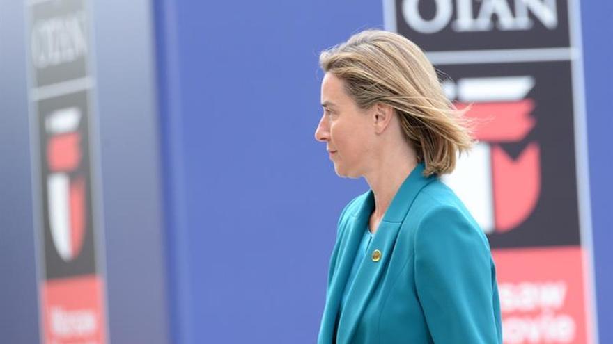 La UE condena el intento de golpe y respalda las instituciones democráticas turcas