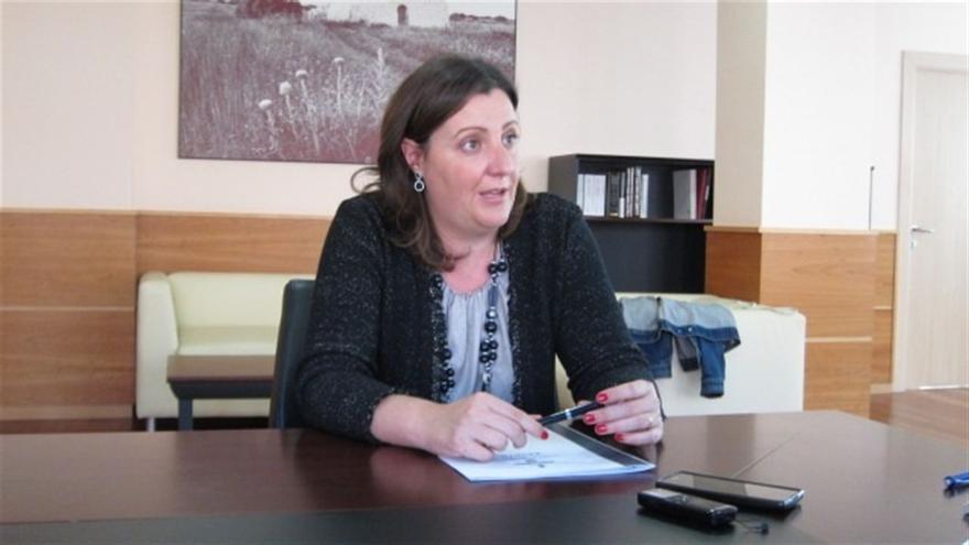 La consejera de Economía, Empresas y Empleo, Patricia Franco / Europa Press
