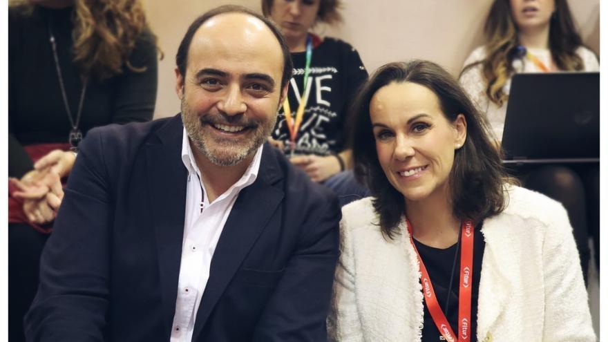 Eva María Asis, candidata a la Alcaldía de Ciudad Real junto a Francisco Fernández-Bravo número 1 al Congreso de los Diputados