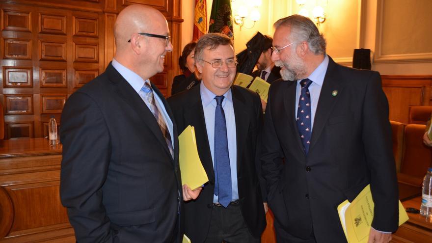 Pleno de la Diputación de Toledo el 26 de enero