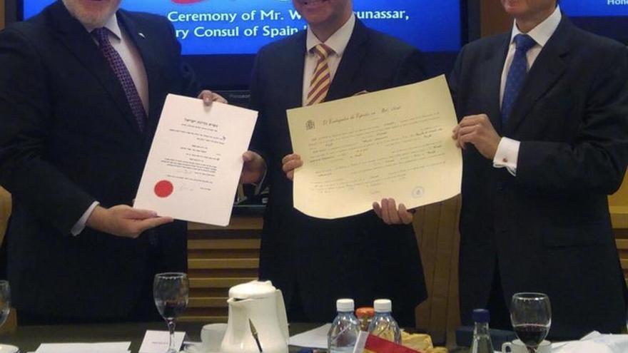 España nombra a un árabe israelí cónsul honorario en Haifa