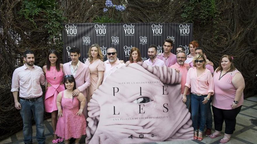 """Pieles"", el debut ""punk"" de Eduardo Casanova con el sello Alex de la Iglesia"