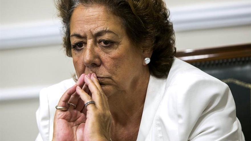 El Supremo enviará al juez de Valencia certificado de que Barberá es senadora