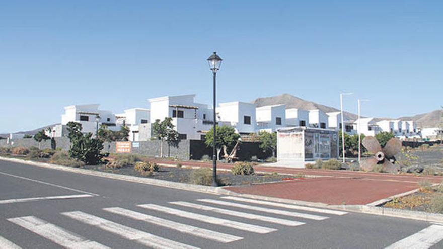 Villas en Playa Blanca.