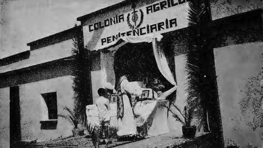 Colonia Agrícola Penitenciaria de Tefía.