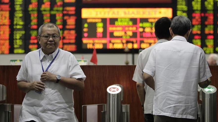 Las bolsas del Sudeste Asiático arrancan con mayoría de positivos